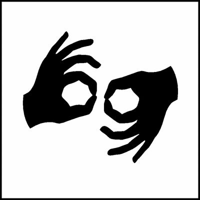 People using sign language clipart png royalty free An Open Letter to People Who Say Silly Things to Sign Language ... png royalty free
