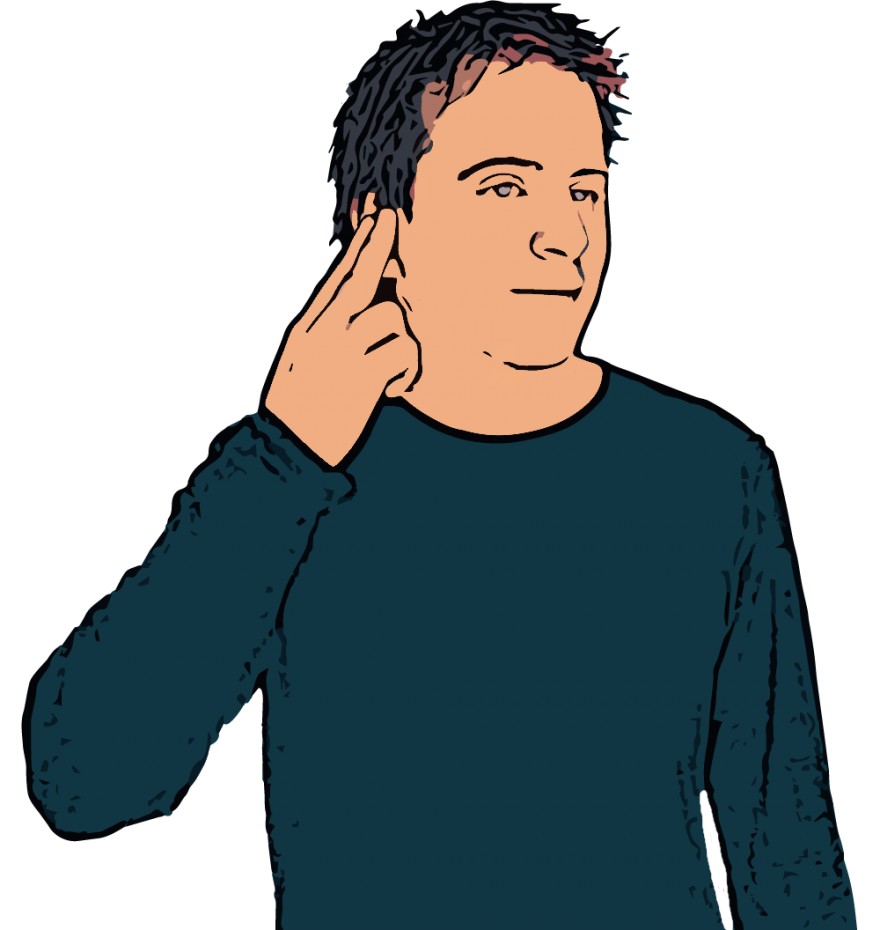 People using sign language clipart clipart royalty free library Deaf Clipart | Free Download Clip Art | Free Clip Art | on Clipart ... clipart royalty free library