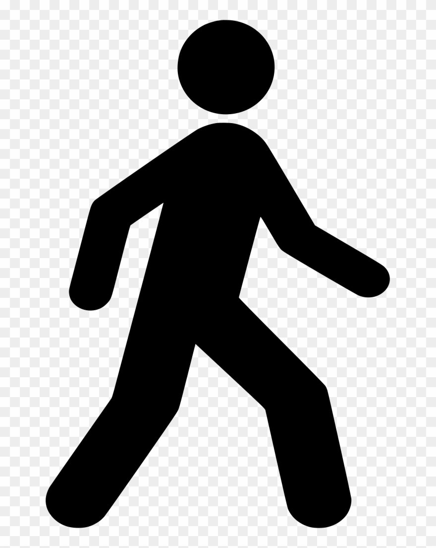People walking clipart image freeuse library Man Walking Clip Art - Png Download (#1114991) - PinClipart image freeuse library