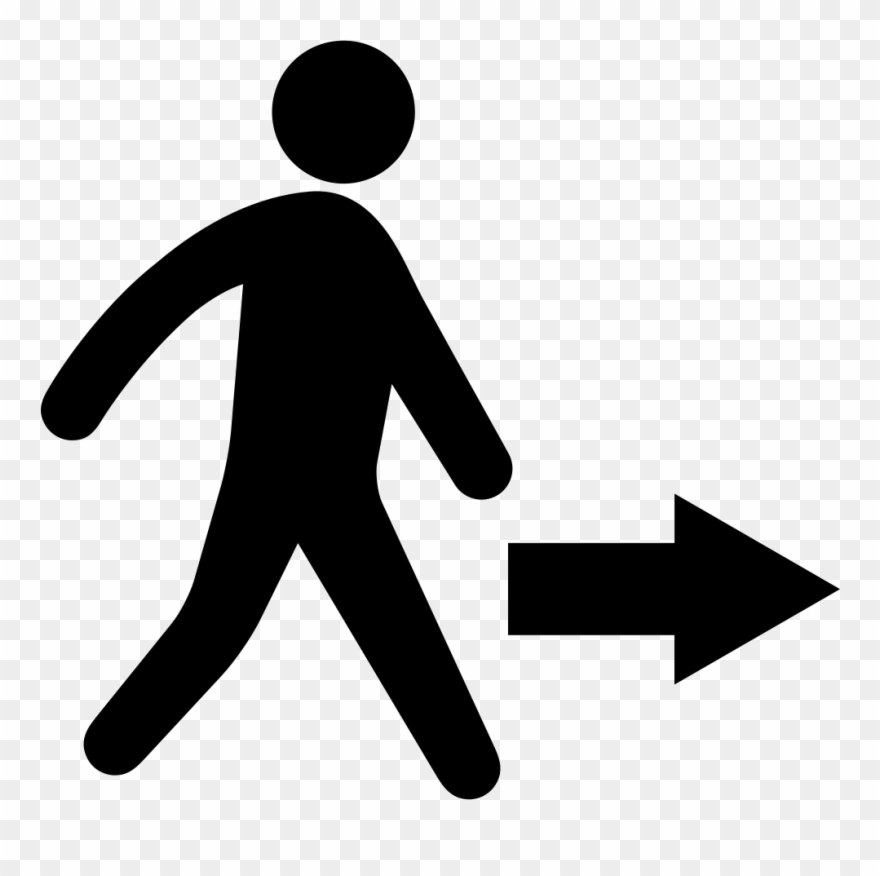 People walking towards clipart png royalty free download Man Walking Towards Right Direction Comments Clipart ... png royalty free download
