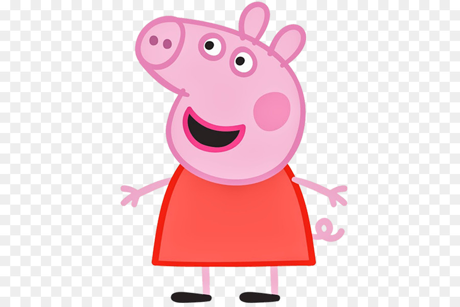 Pepa clipart banner library Peppa Pig png download - 600*600 - Free Transparent Pig png Download. banner library