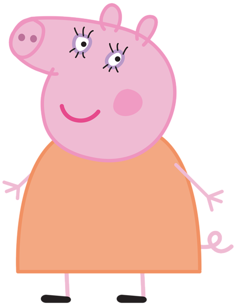 Pepa clipart picture freeuse stock Peppa Pig Clipart | Free download best Peppa Pig Clipart on ... picture freeuse stock