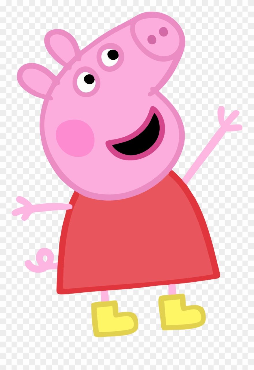 Pepa clipart svg transparent Pepa Pig Png - Peppa Y George Png Clipart (#1329700) - PinClipart svg transparent