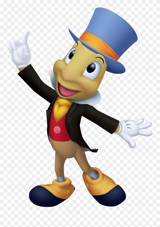 Pepe grillo clipart png download Jiminy Cricket Clipart Dead - Kingdom Hearts Jiminy - Png ... png download