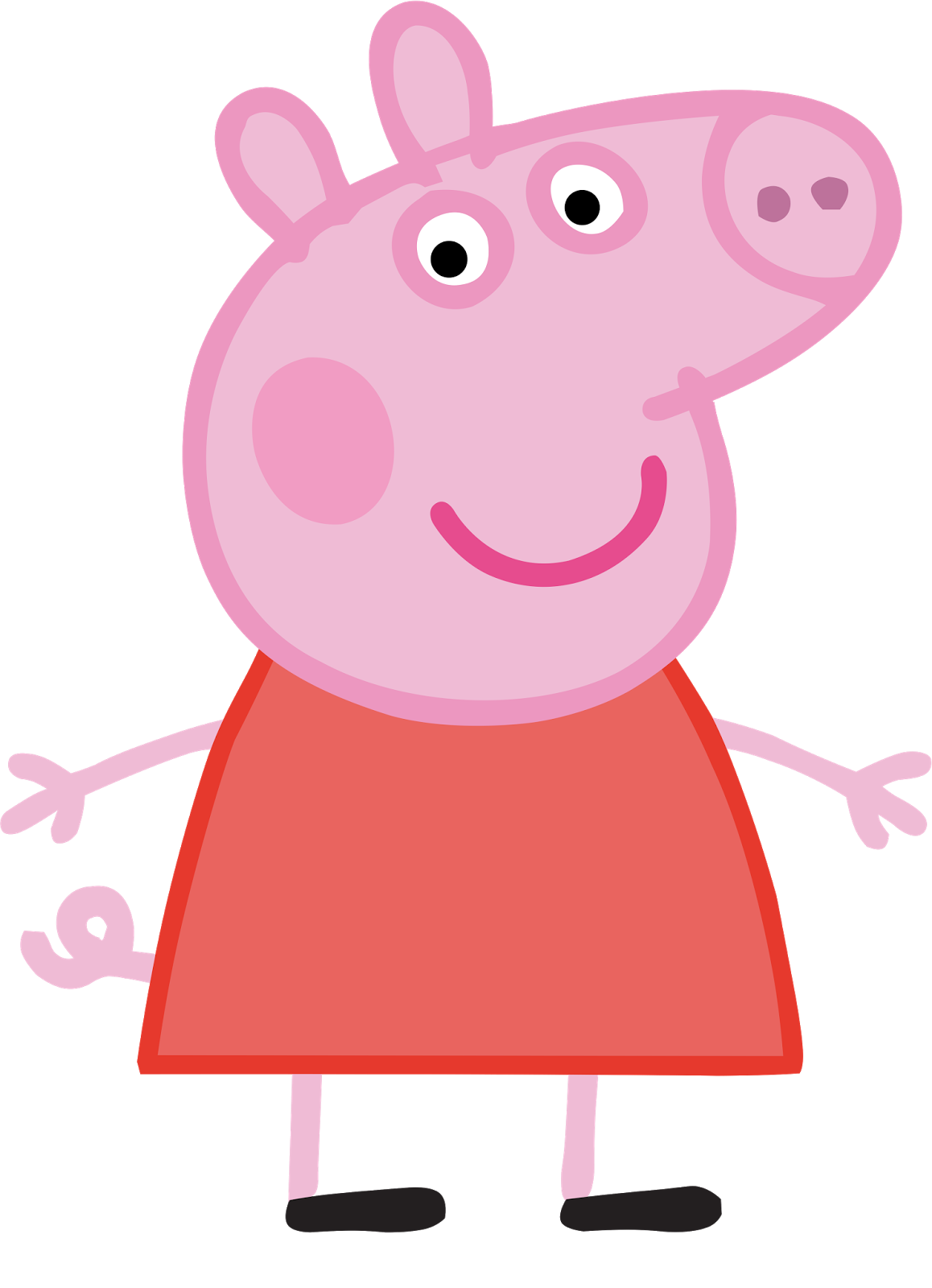 Peppa pig house clipart clip art transparent Cartoon Characters: Peppa Pig PNG (HQ) | peppa pig birthday ... clip art transparent