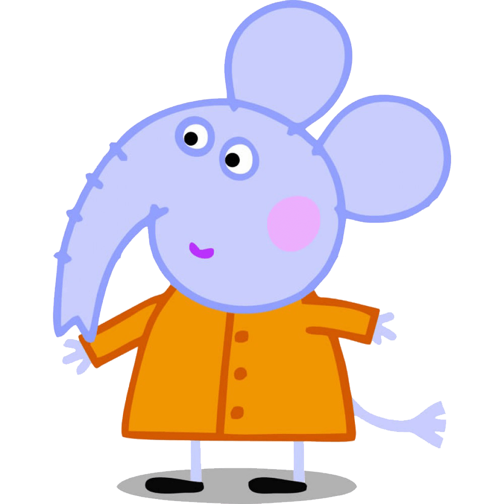 Peppa pig house clipart image free stock Peppa Pig Elephant transparent PNG - StickPNG image free stock