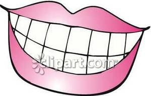Perfect teeth clipart vector transparent download Perfect Smile | Clipart Panda - Free Clipart Images vector transparent download