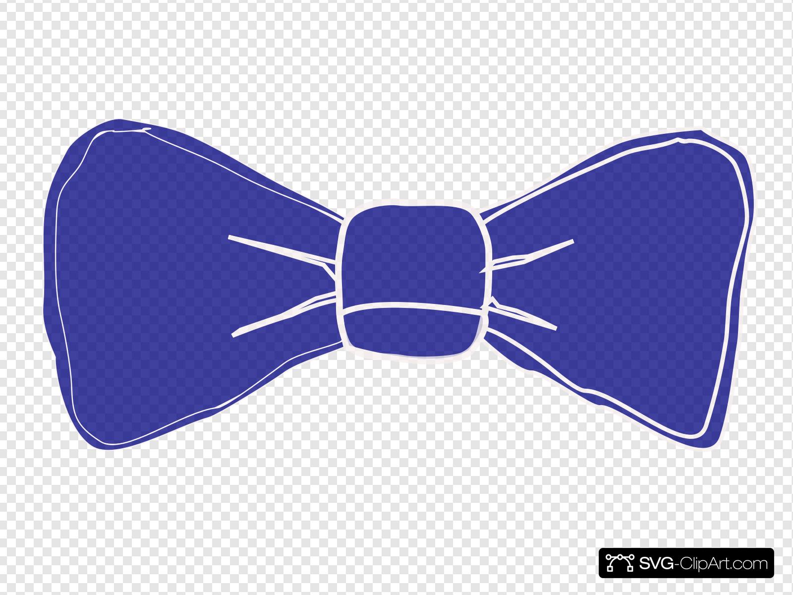 Perriwinkle clipart clip transparent library Bowtie Periwinkle Clip art, Icon and SVG - SVG Clipart clip transparent library