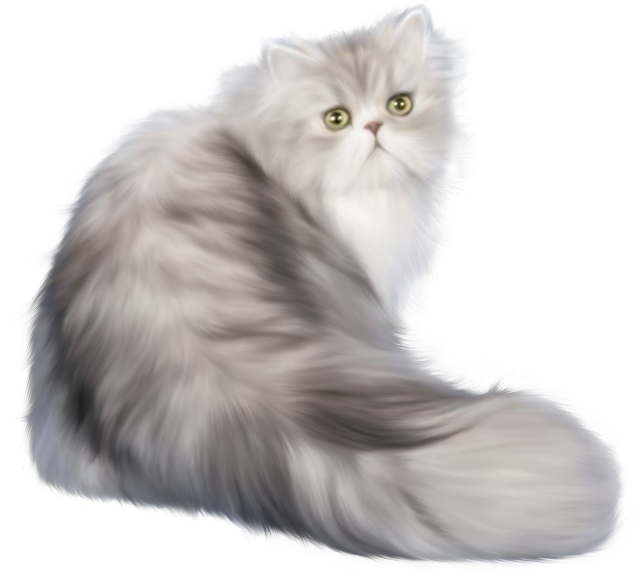 Persian cat clipart picture free Cat PNG Clip Art picture free