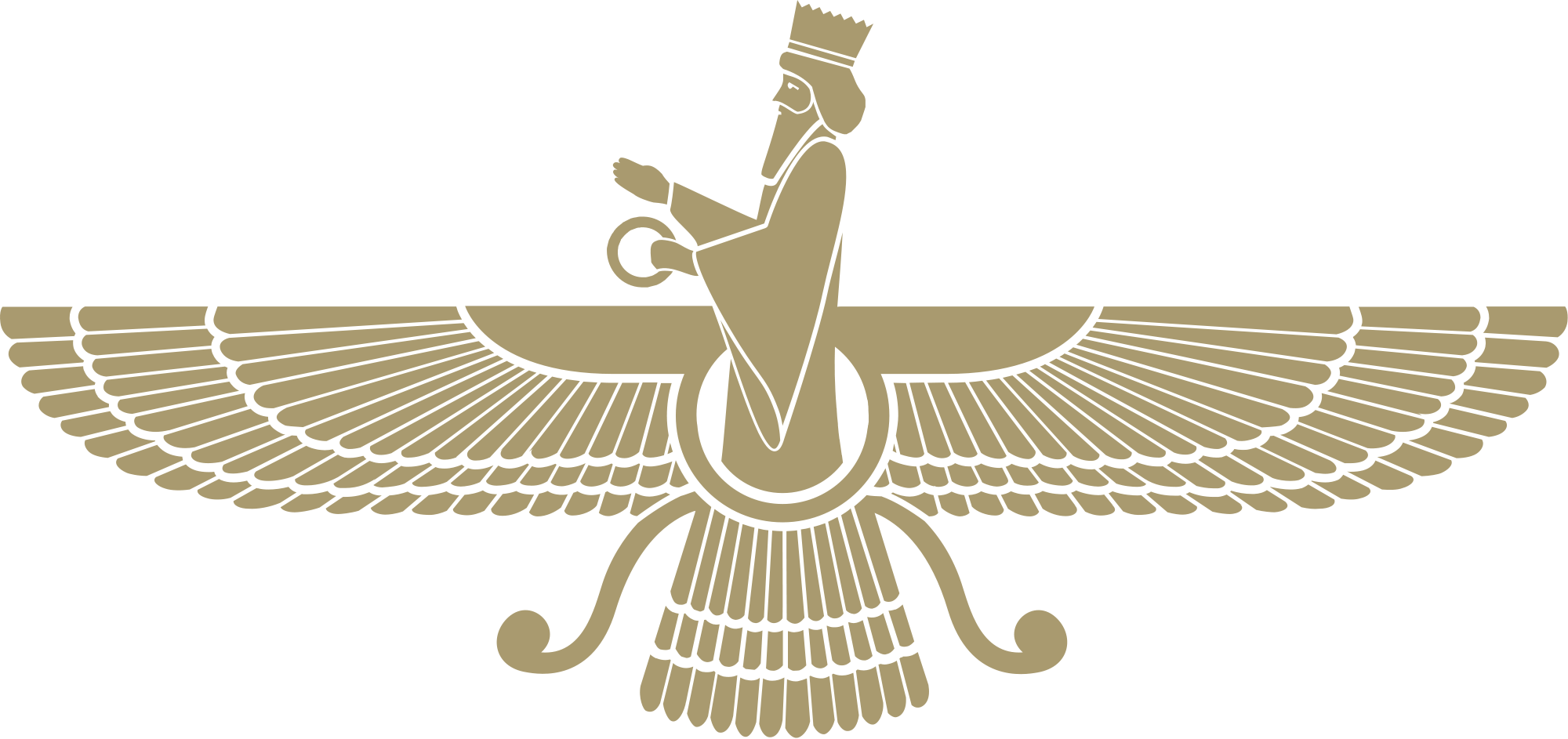 Persian pahlavi crown clipart picture free library Zoroastrianism is one of the world's oldest and most influential ... picture free library