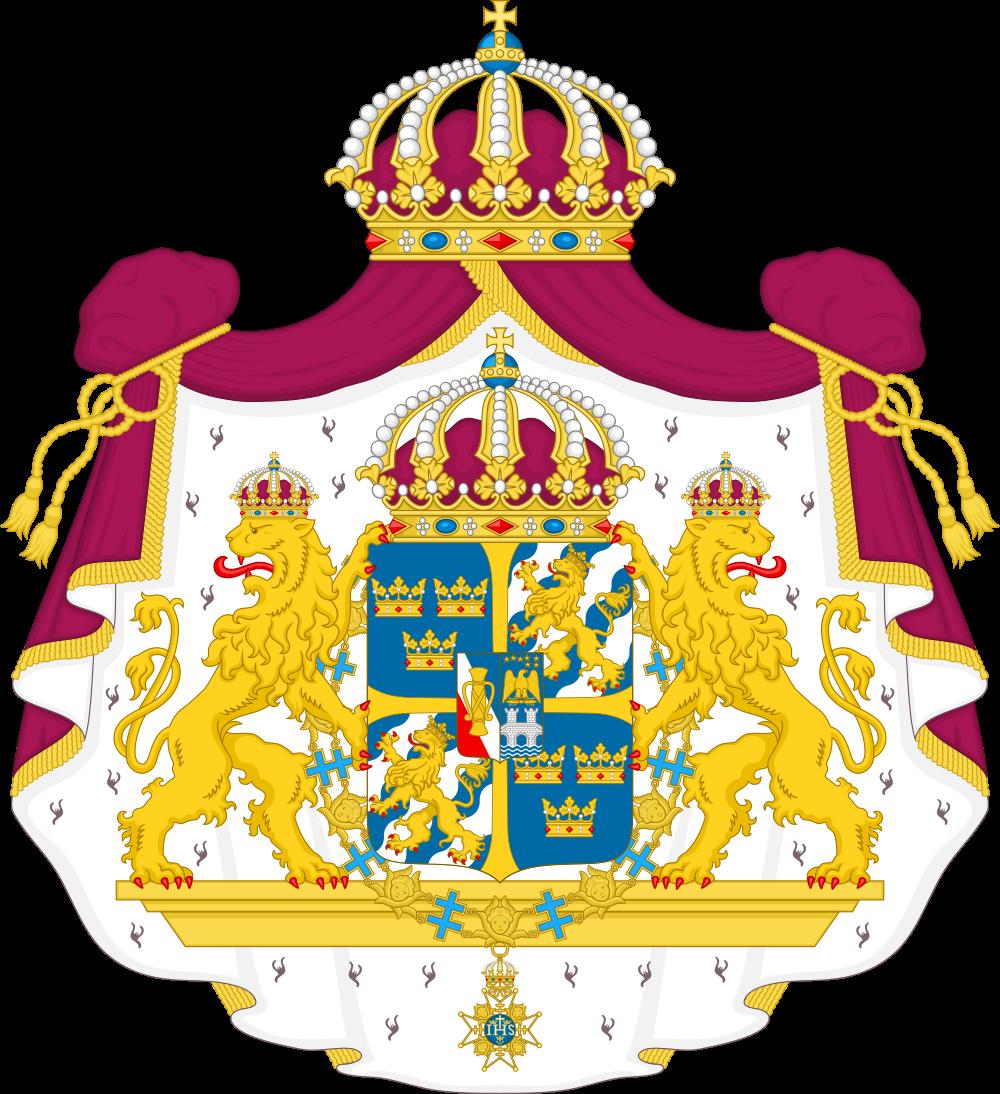 Persian pahlavi crown clipart image Silvia | Territorial symbols / Sweden | Pinterest image