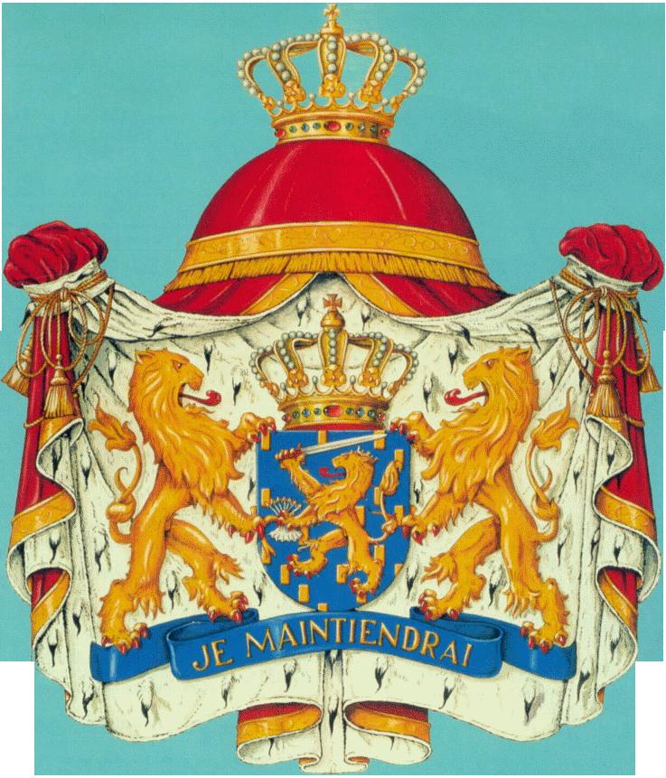 Persian pahlavi crown clipart svg free The House of Orange-Nassau, Dutch royal family where I chose to use ... svg free