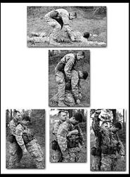 Person carrying someone on their back clipart black and white library Fireman\'s carry - Wikipedia black and white library