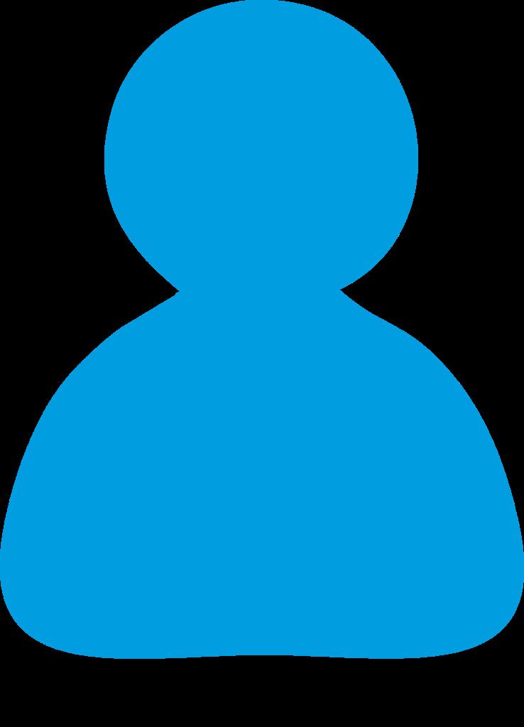 Person clipart icon