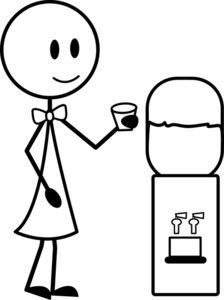 Person drinking water clipart black and white banner black and white download Person drinking water clipart black and white 5 » Clipart Portal banner black and white download