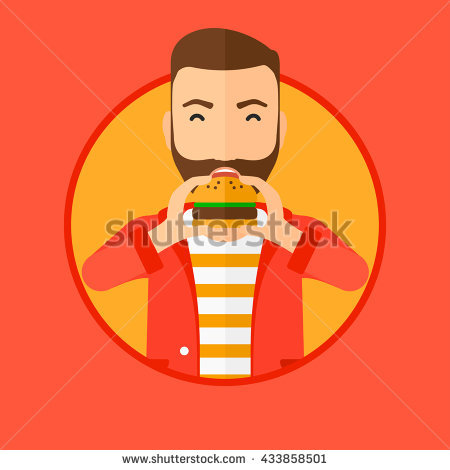 Person eating a hamburger with funny eyes clipart clipart transparent stock PERSON EATING A HAMBURGER WITH FUNNY EYES CLIPART - 31px ... clipart transparent stock