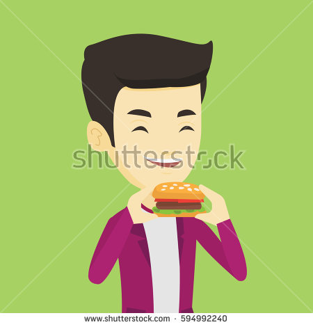 Person eating a hamburger with funny eyes clipart banner free stock person eating a hamburger with funny eyes clipart 20 free ... banner free stock