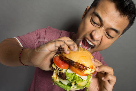 Person eating a hamburger with funny eyes clipart banner royalty free library person eating a hamburger with funny eyes clipart 20 free ... banner royalty free library