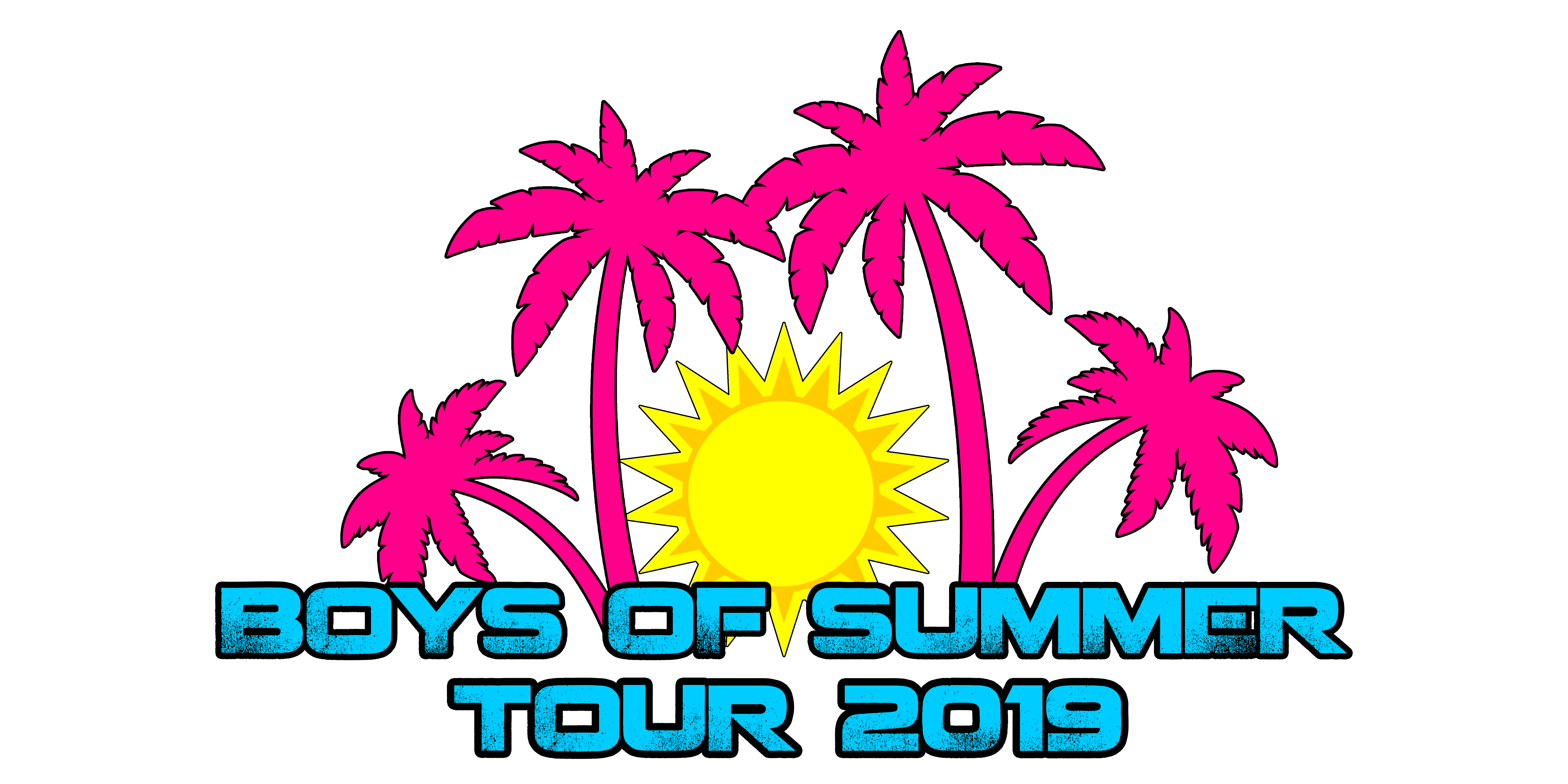 Person excited to get refund check clipart clipart library stock Boys Of Summer Tour 2019 Info and FAQ clipart library stock