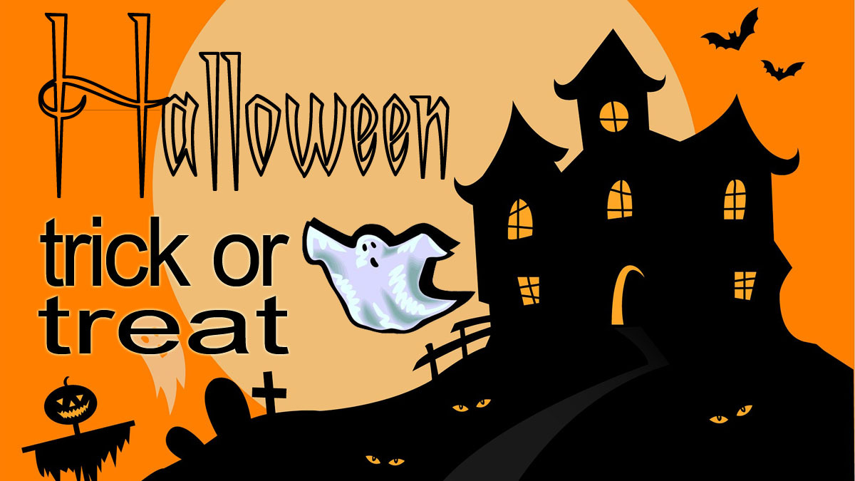 Person handing a treat to a dog clipart image royalty free library Trick-or-Treat, Halloween Events 2018 / Williamstown.com image royalty free library