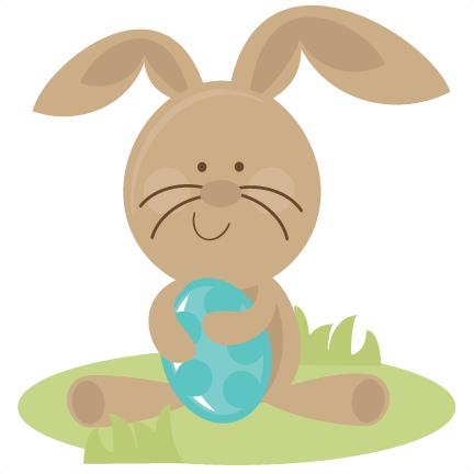 Person holding a lot of eggs clipart clip library stock Easter Bunny Holding Egg- SVG cutting file for scrapbooking ... clip library stock