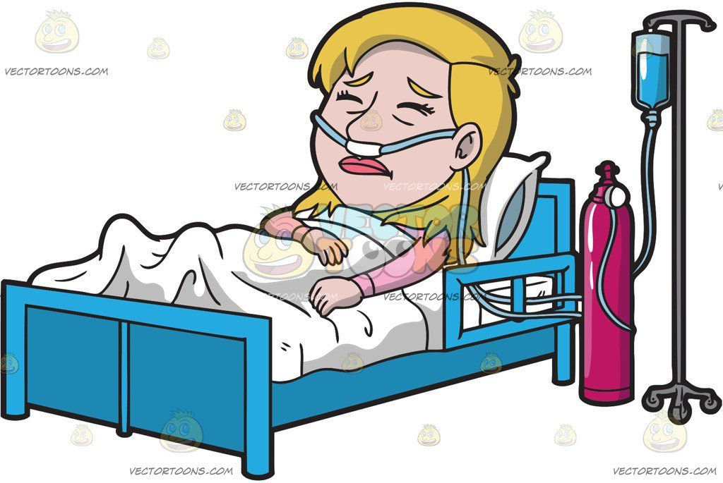 Person in hospital bed clipart image royalty free library Sick person in hospital bed clipart 5 » Clipart Portal image royalty free library