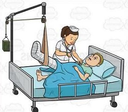 Person in hospital bed clipart image royalty free download 93+ Hospital Bed Clipart | ClipartLook image royalty free download