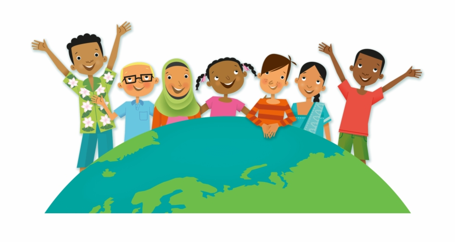 Diverse group of people clipart picture free Youth Diverse Group Person Transparent Clipart Free ... picture free