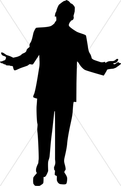 Person looking up clipart black and white vector black and white library Man Clipart Black And White | Free download best Man Clipart Black ... vector black and white library