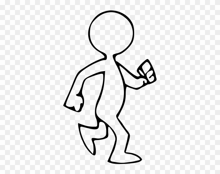 Walking man clipart free download Animated Walking Man - Person Walking Clipart - Png Download ... free download