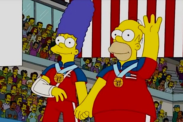 Person walking holding part in production plant clipart transparent 14 Times \'The Simpsons\' Predicted the Future (Photos) transparent