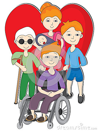 Person with disability clipart clip art royalty free stock Person with disability clipart 3 » Clipart Station clip art royalty free stock
