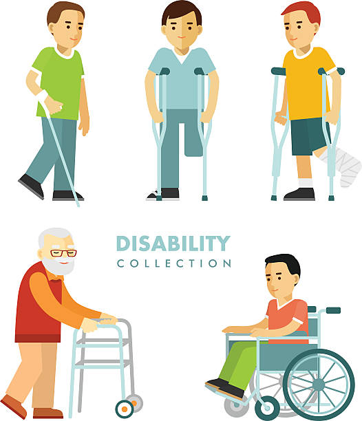 Person with disability clipart image free Disabled person clipart » Clipart Station image free