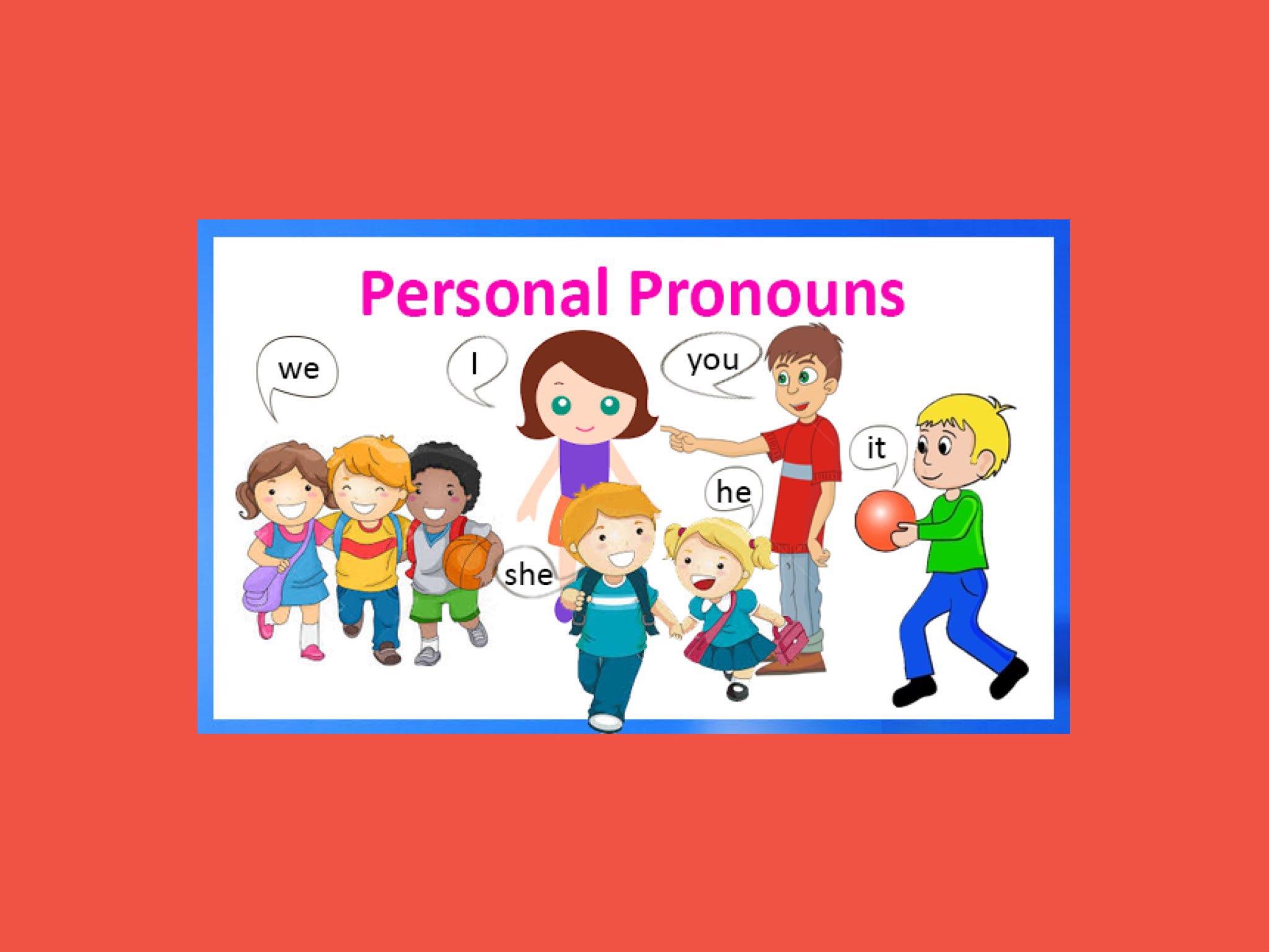 Personal pronouns clipart svg free stock Personal pronouns clipart 6 » Clipart Station svg free stock