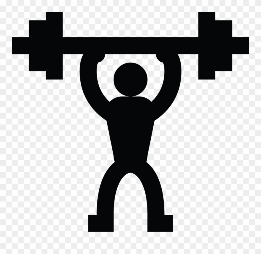 Personal training clipart