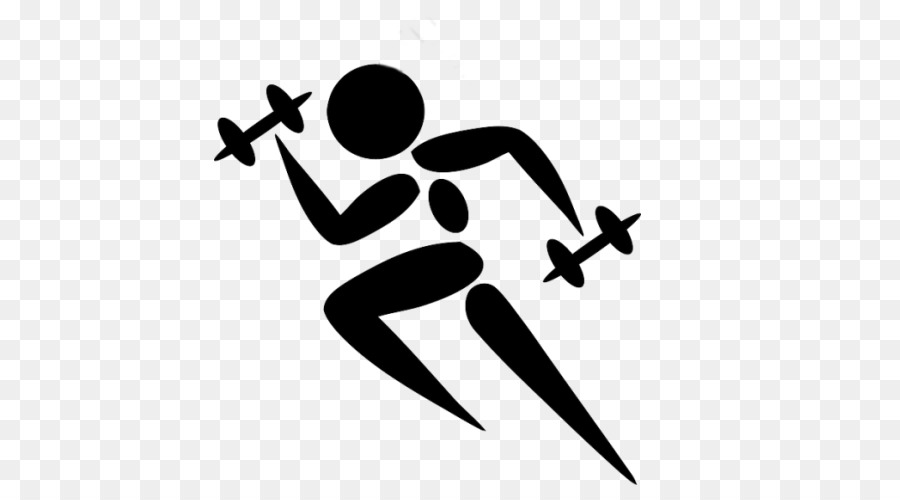 Personal training clipart jpg library stock Fitness Cartoon clipart - Exercise, Line, Font, transparent ... jpg library stock