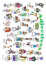 Personality adjectives clipart vector free download Personality adjectives clipart - ClipartFest vector free download