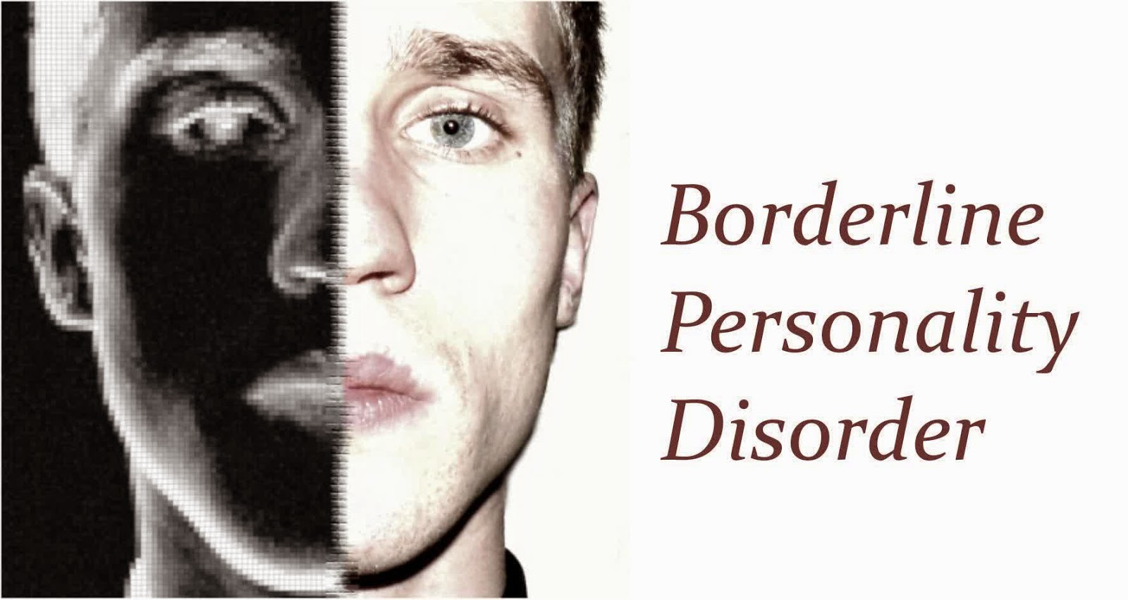 Personality disorder clipart image black and white Borderline of Personality disorder treatment & common symptoms image black and white