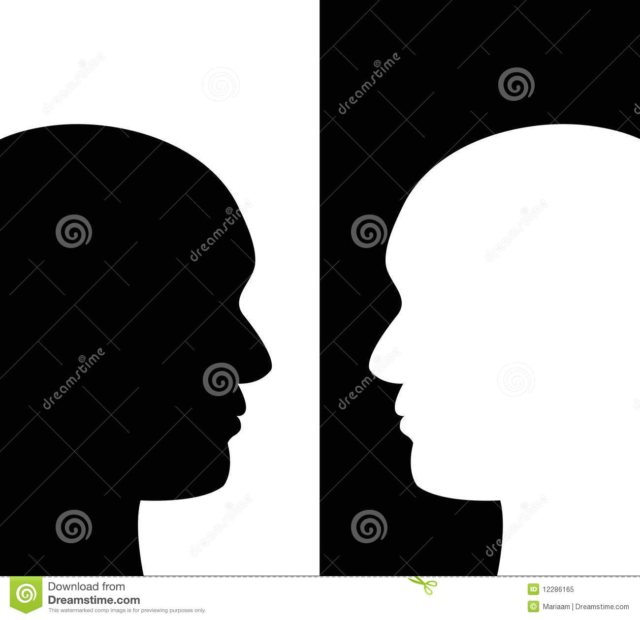 Personality disorder clipart clip art black and white library Borderline Personality Disorder Royalty Free Stock Photo - Image ... clip art black and white library