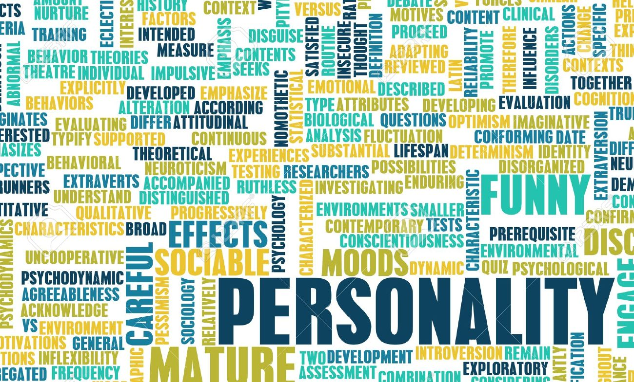 Personality traits svg freeuse download Personality Traits And Test As A Concept Stock Photo, Picture And ... svg freeuse download