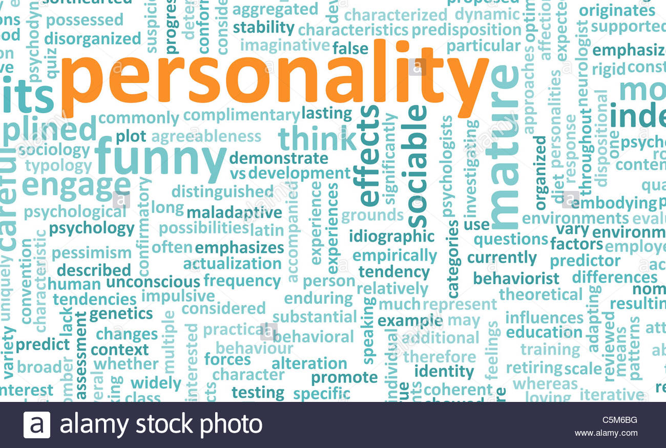 Personality traits banner freeuse download Personality Traits And Test As A Concept Stock Photo, Royalty Free ... banner freeuse download