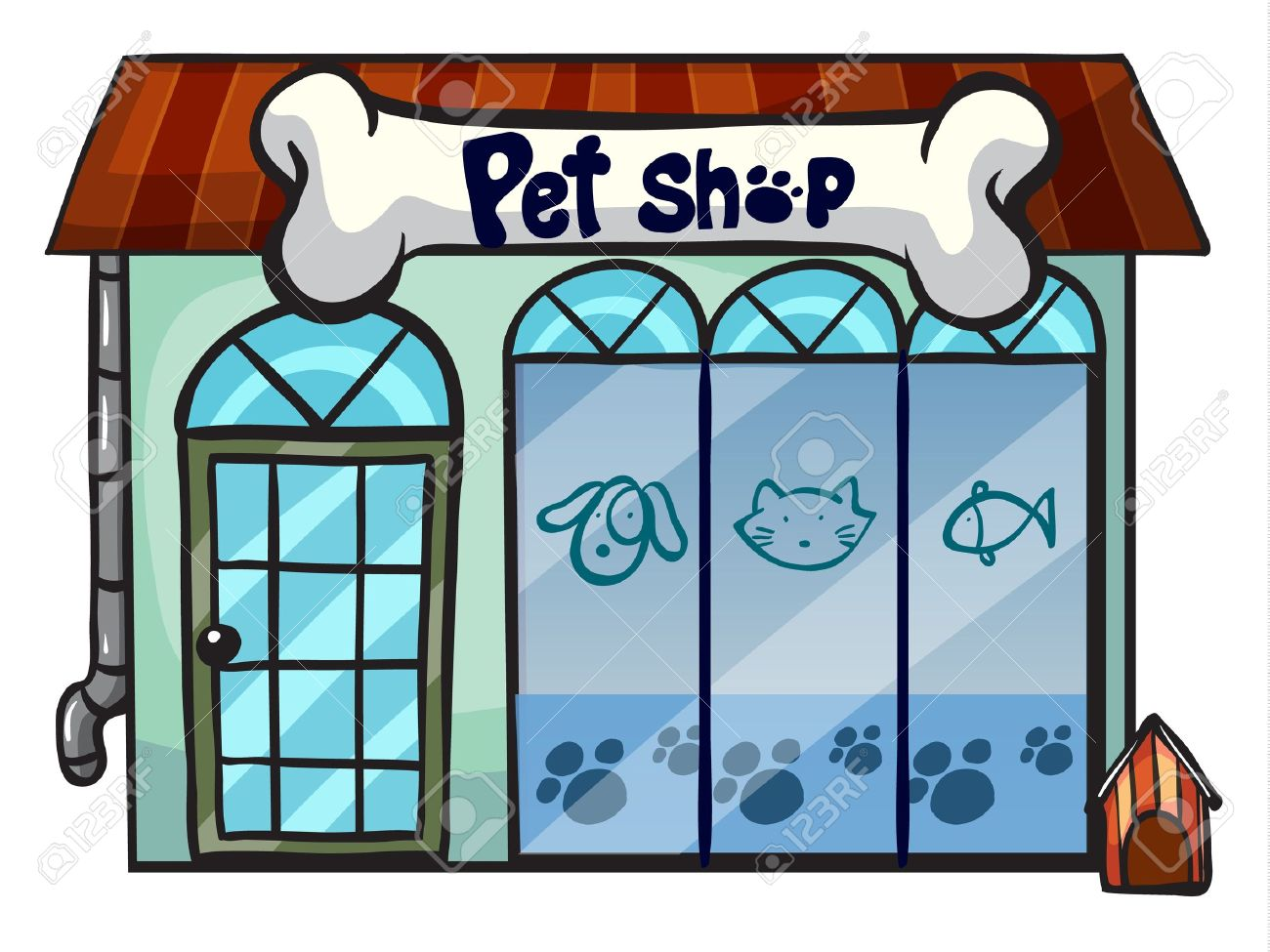 Pet store clipart png transparent Pet store clipart 4 » Clipart Station png transparent