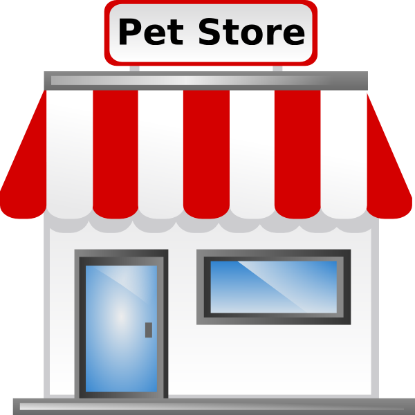 Pet store clipart freeuse download Pet Store Clip Art at Clker.com - vector clip art online ... freeuse download