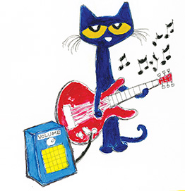 Pete the cat and brother bob clipart royalty free library Meet Pete the Cat and His Friends | PeteTheCatBooks.com royalty free library