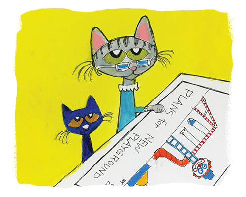 Pete the cat and brother bob clipart png royalty free library Meet Pete the Cat and His Friends | PeteTheCatBooks.com png royalty free library