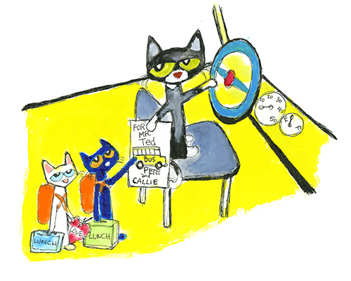 Pete the cat and brother bob clipart picture free download Meet Pete the Cat and His Friends | PeteTheCatBooks.com picture free download