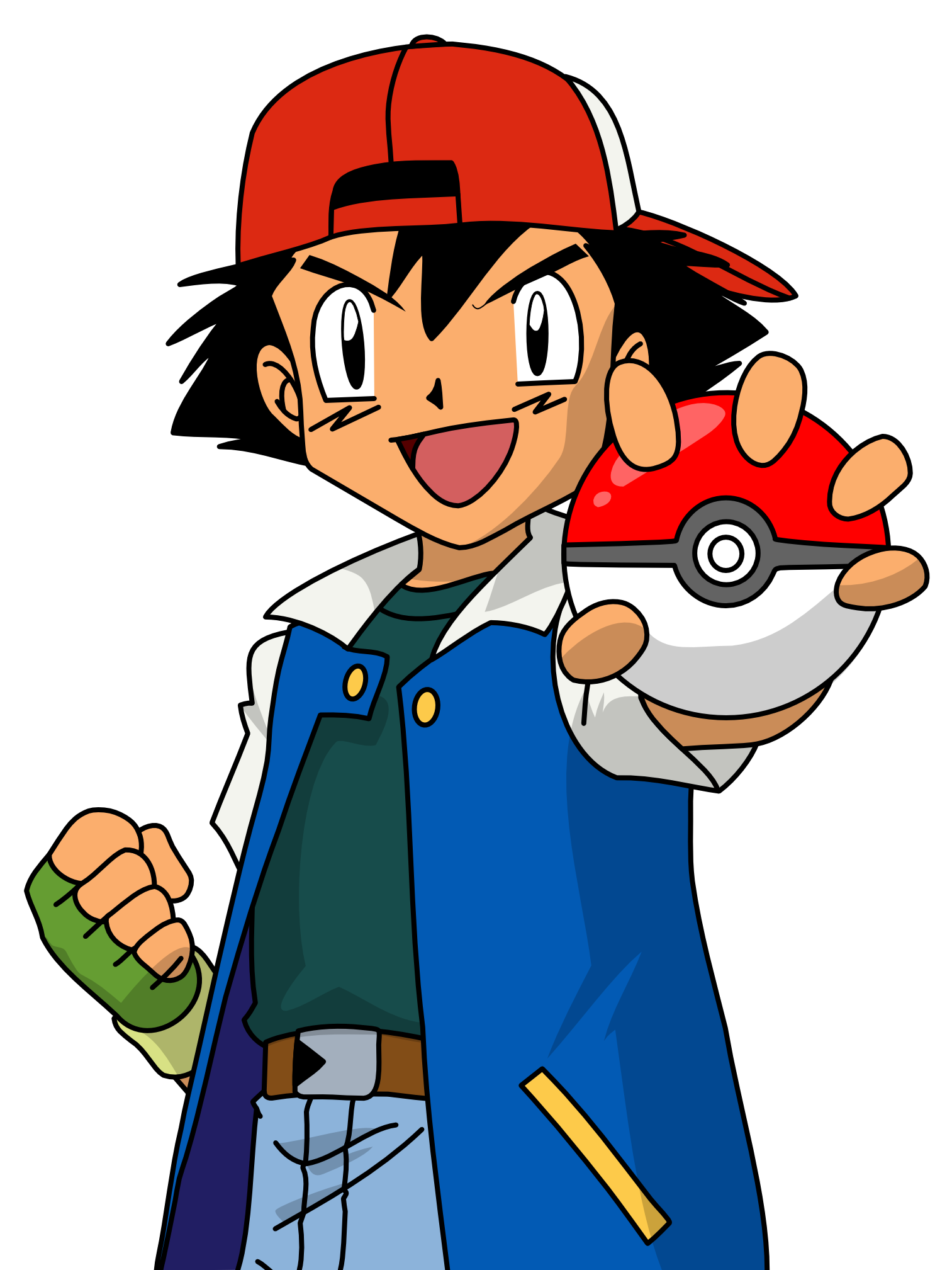 Pete the cat the big lunch clipart graphic freeuse stock Ash Ketchum | Pinterest | Ash ketchum, Pokémon and Ash pokemon graphic freeuse stock