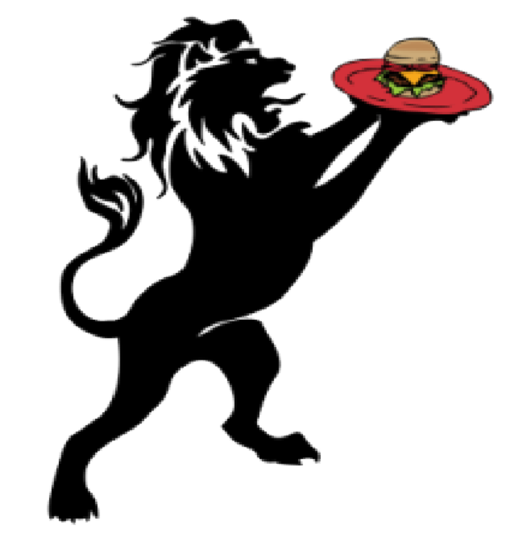Pete the cat the big lunch clipart clip art free stock The Rampant Lion Burgers and Beer Delivery - 100 N Santa Rosa Ave ... clip art free stock