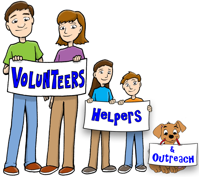 Peter distributing food and clothing to families clipart png library download Announcements   Wilmington United Methodist Church png library download