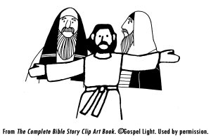 Peter james and john black and white clipart lds clip art library stock Scripture Reference: Matthew 17:1-13 Story Overview: Jesus ... clip art library stock